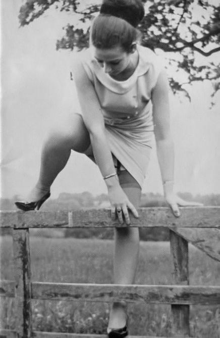 e25ab3cecd1 Vanda Vane-Dotson Garter Belt And Stockings