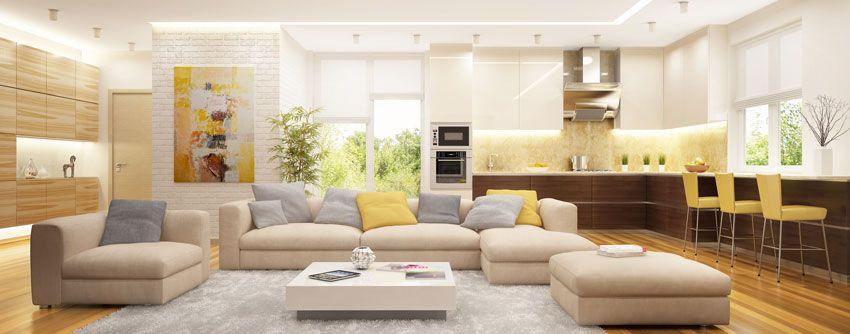 Soggiorni Moderni 50 Idee Per Un Arredamento Moderno In Salotto
