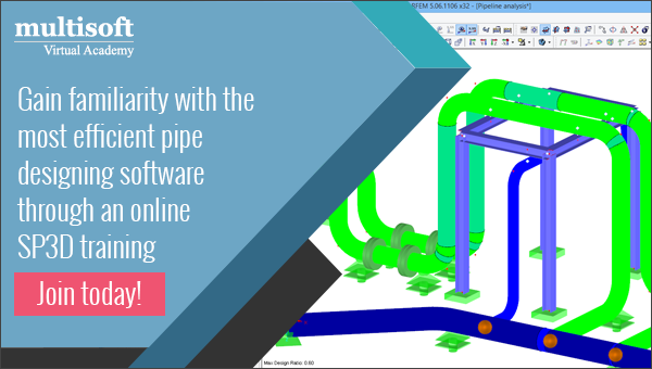 Learn about the efficient plant and pipe designing software