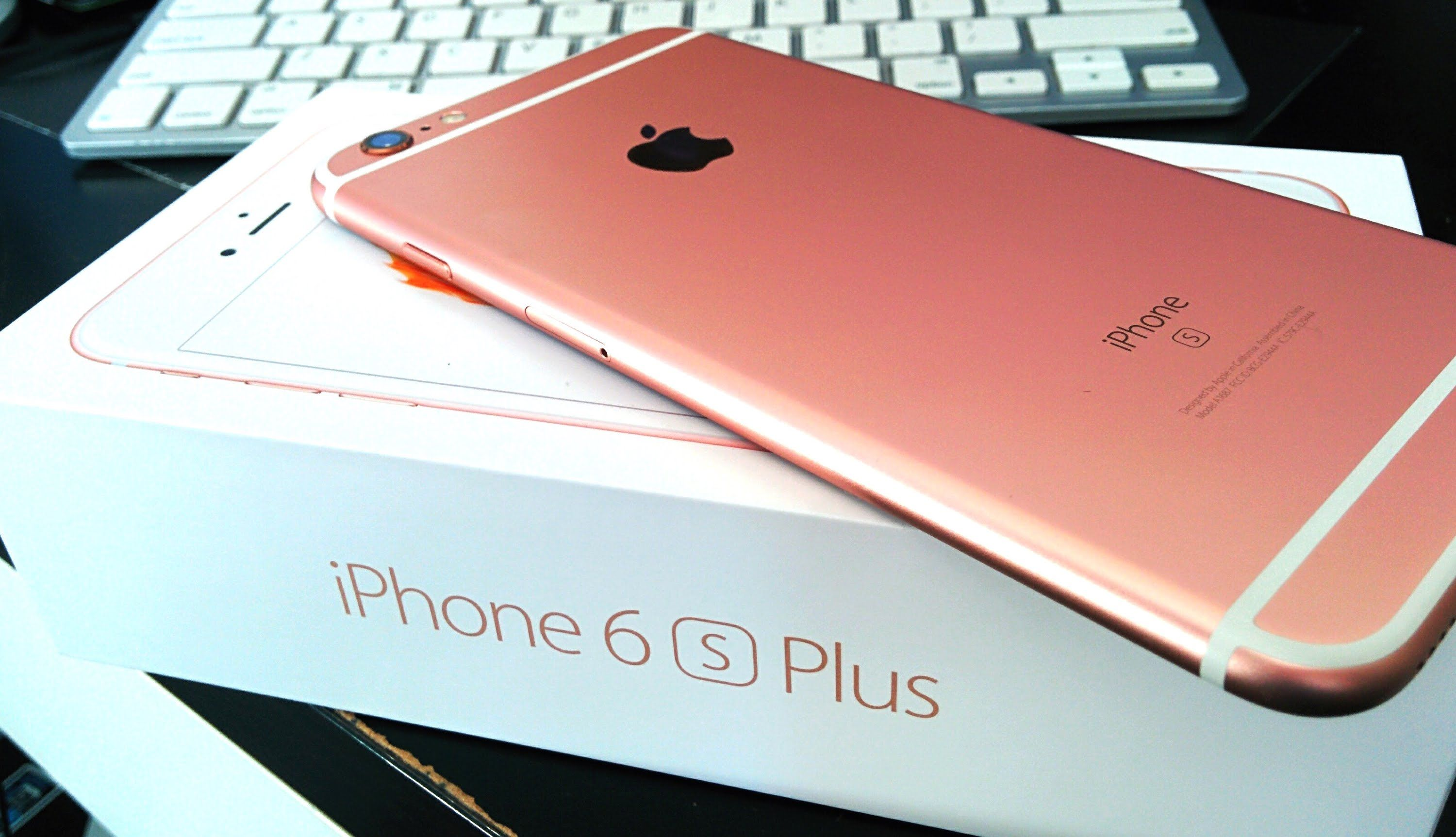 Sweepstake iPhone 6s Plus