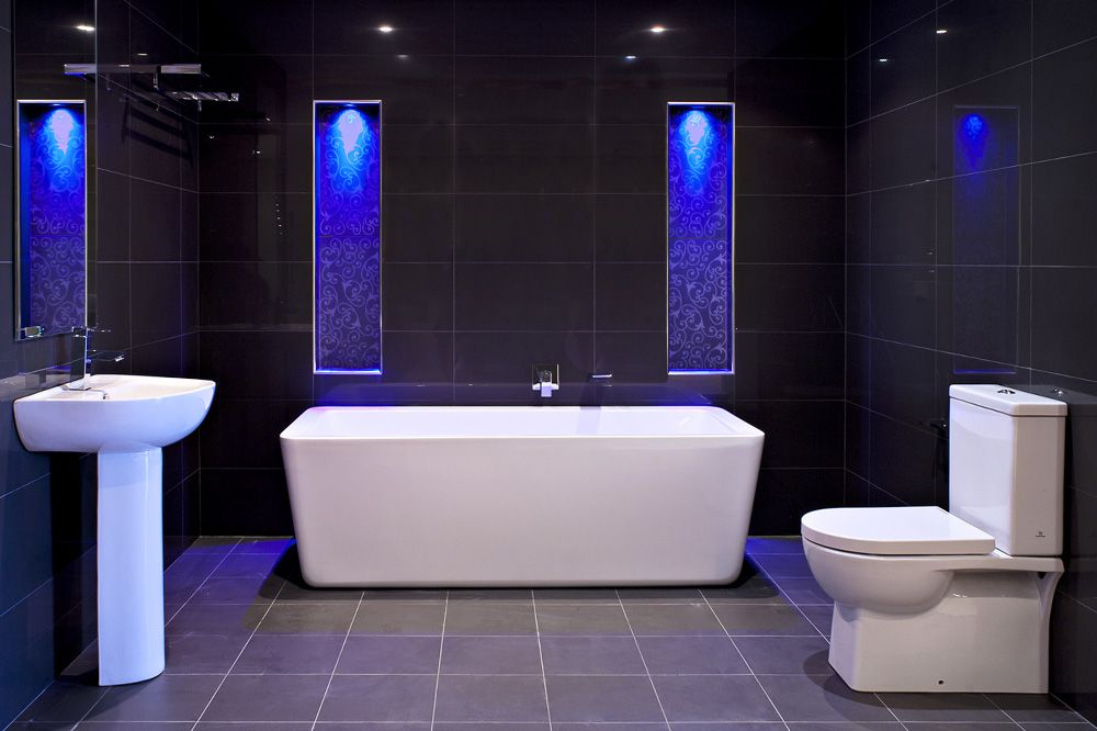 Lighting Basement Washroom Stairs: Image Result For Bathroom Lighting Led