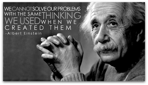 From the brain of Einstein Frases sobre innovación