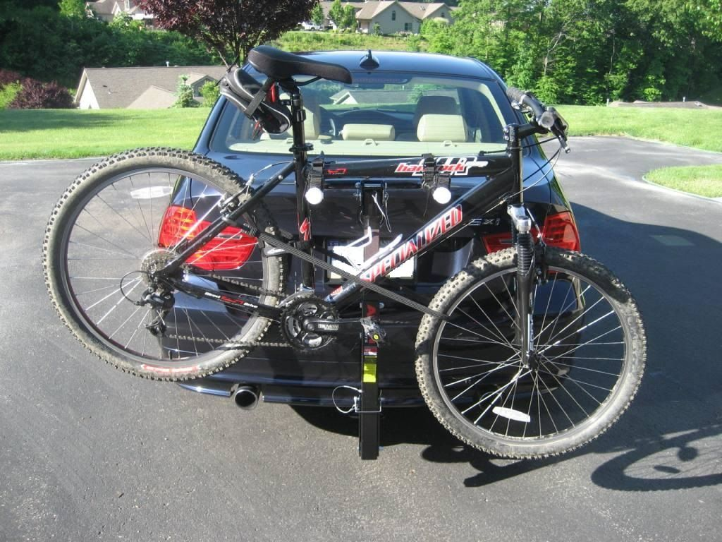 Allen Sports Deluxe 2 Bike Trunk Mount Rack Is Best Designed