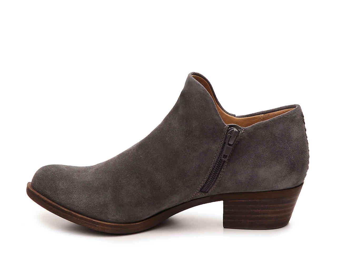 Lucky Brand Brett Bootie Women's Shoes | DSW