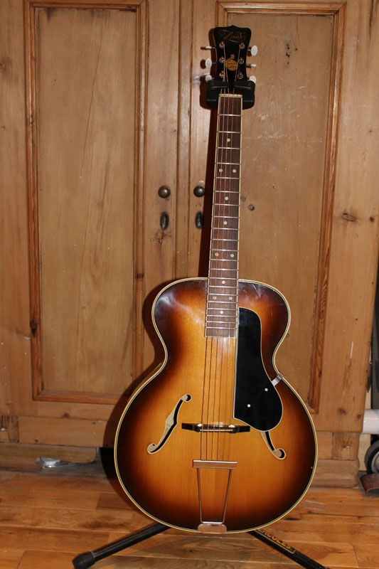 Zenith Bijou Standard Made By Framus Guitar Rack Guitar Acoustic