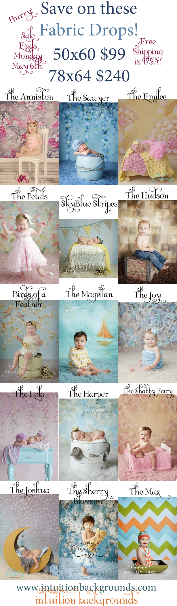 Intuition backgrounds coupon
