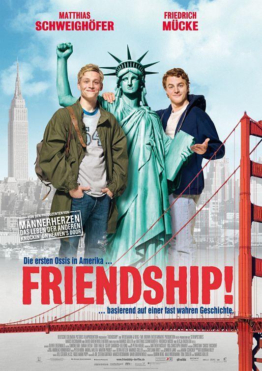 Friendship Dvd