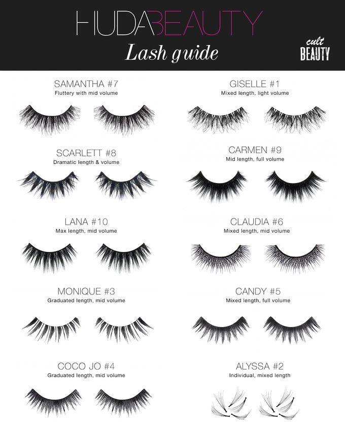 641b336b565 Huda Beauty | Samantha Lashes #7 | Makeup ❤ | Huda beauty, Beauty ...