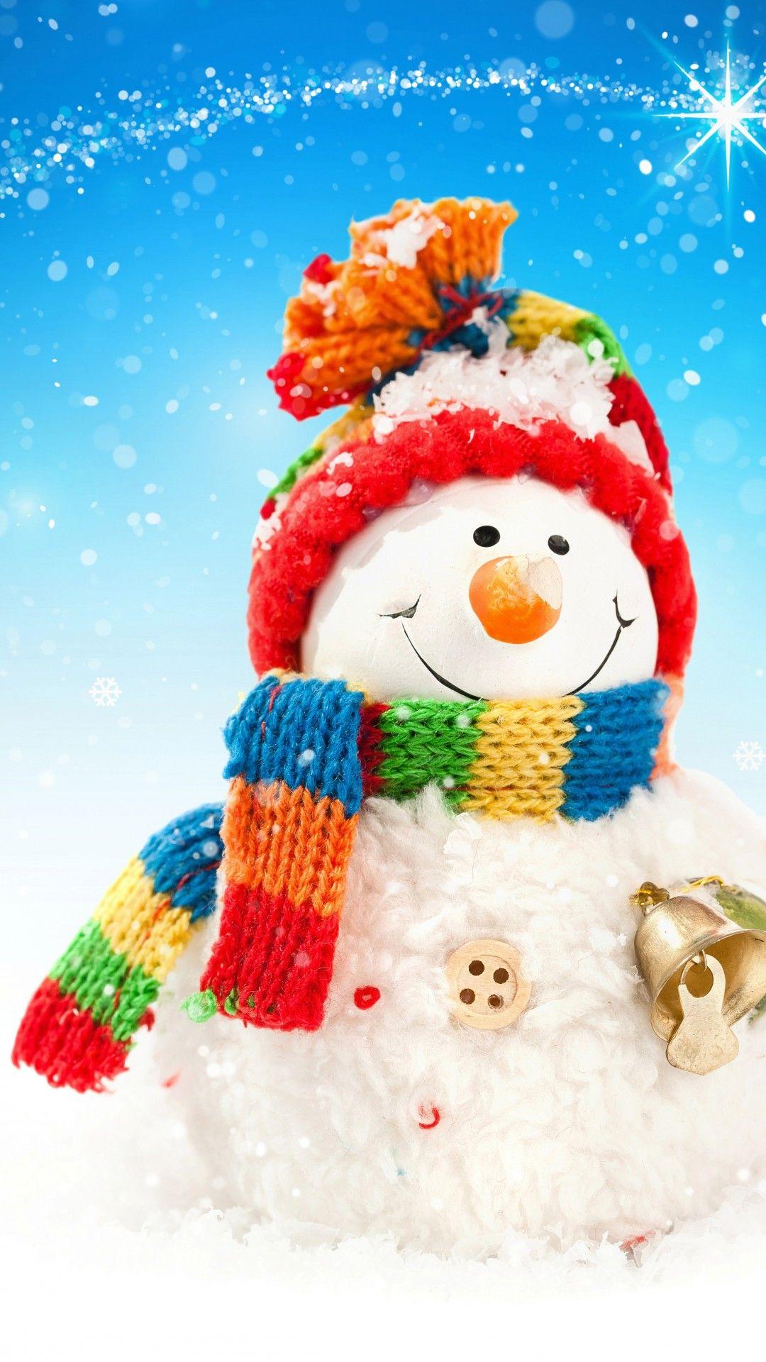 35 Best Christmas iPhone Wallpapers 2019 Snowman