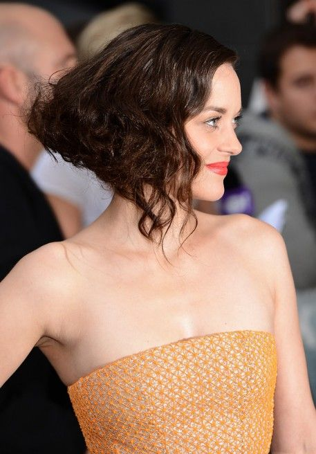 Sexy Wavy Curly retro faux bob Hairstyle for 2013