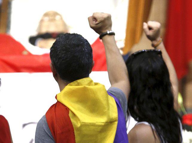 El PCE arranca su 35º fiesta con un coloquio sobre Carrillo - Público.es