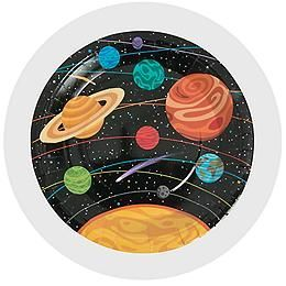 Outer Space Party Supplies #outerspaceparty Outer Space & Galaxy Party Supplies & Decorations   Oriental Trading Company #outerspaceparty