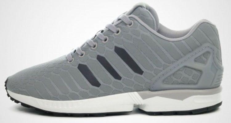 adidas ZX Flux XENO Grey  d260ae2c9d