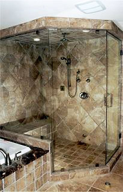 Central Glass in Chicago has been providing high-end glass shower ...