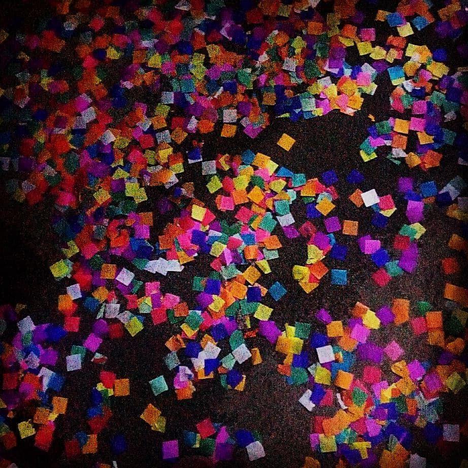 🎉Ich lass Konfetti für dich regen 🎉 💫💫