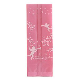 Cute plastic cellophane bags for cookie and gift. Gift wrap idea. korean packaging design.    http://www.morecozy.com