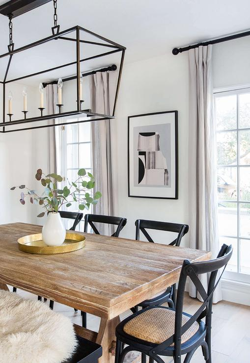 Suzannah's Modern Traditional Dining Room Reveal