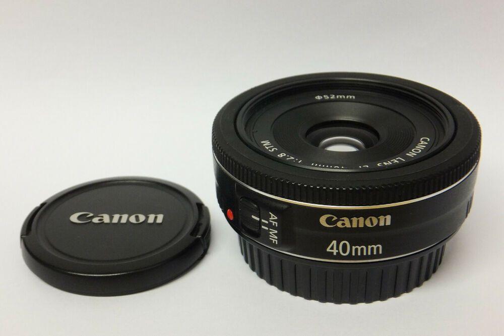 Canon Ef 28 40 Mm Stm Objektiv Fur Eos Gebraucht Stuff To Buy Category Canon Ef