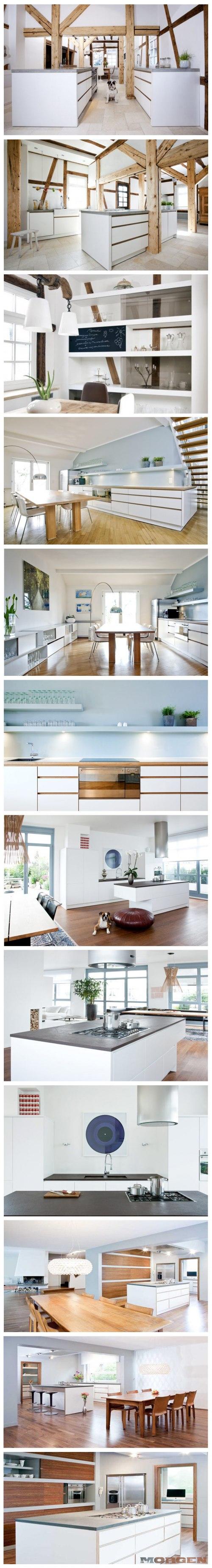 Yummy kitchen design by morgen studio   möbelgedöns   Pinterest ...