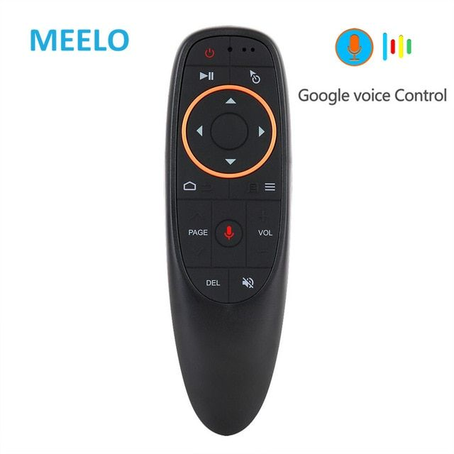 G10 Voice Air Mouse 2.4GHz Wireless Google Microphone