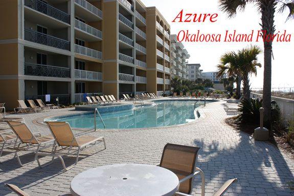 Azure Resort Fort Walton Beach Okaloosa Island Fl Condo Als
