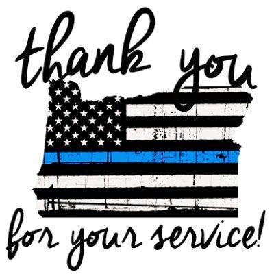 Law Enforcement Appreciation Sunday Morning Star Church