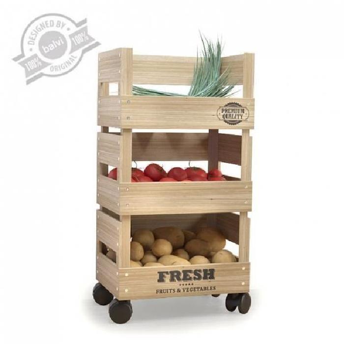 Rangement Fruits Legumes Fresh Market Rangement Legumes Garde Meuble De Legumes Bricolage Bois