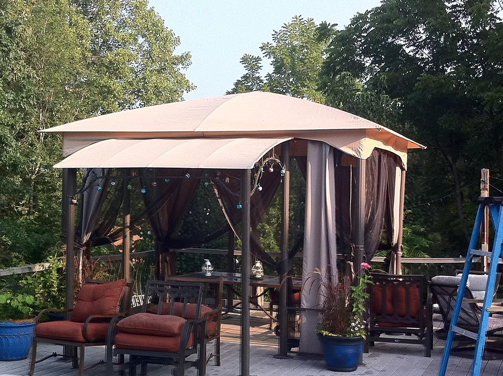 Canopy · Replacement Pergola Shade Canopy - Replacement Pergola Shade Canopy Home Improvements Pinterest