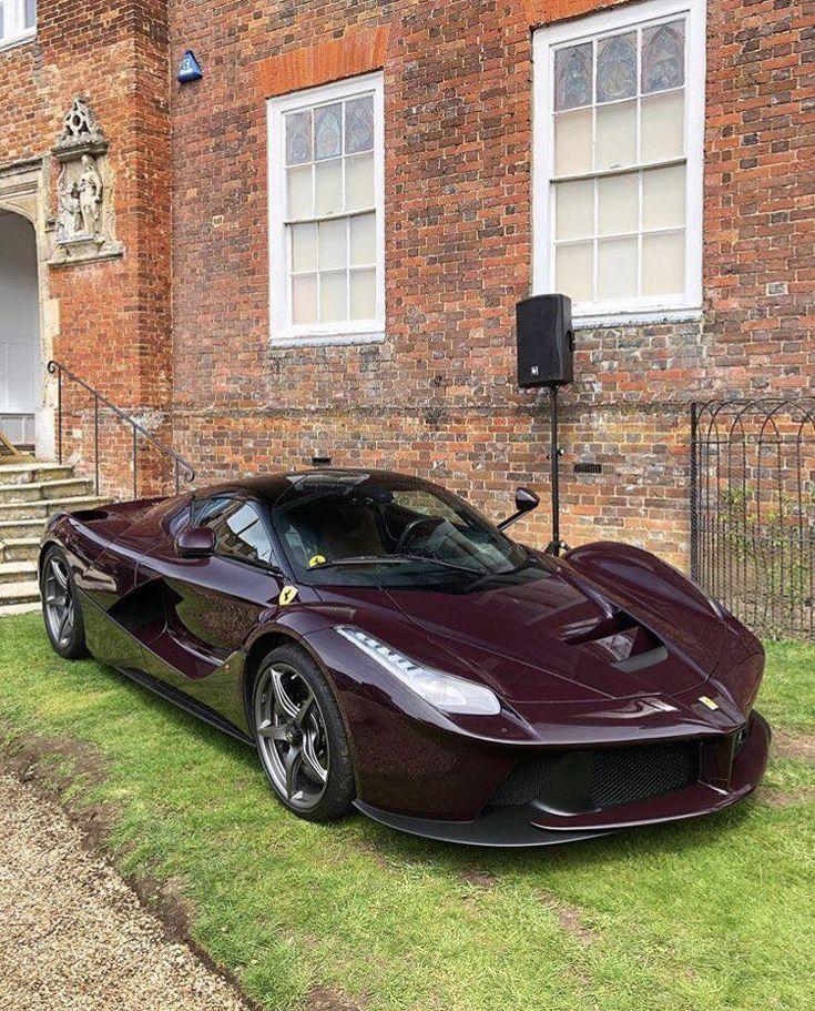 La Ferrari Best Unique Luxury Cars