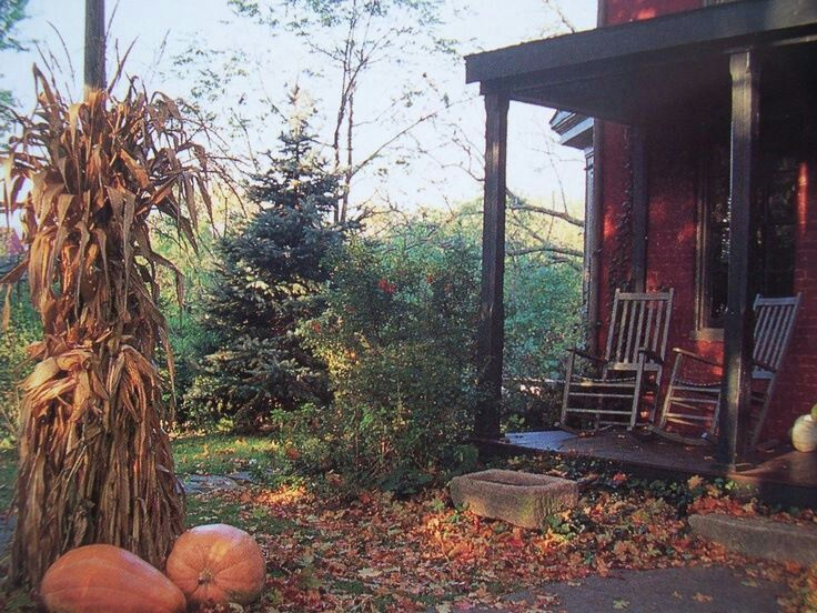 Fall at Seven Gates Farm