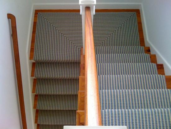Dash And Albert Stair Runner Stair Decor Stair Runner