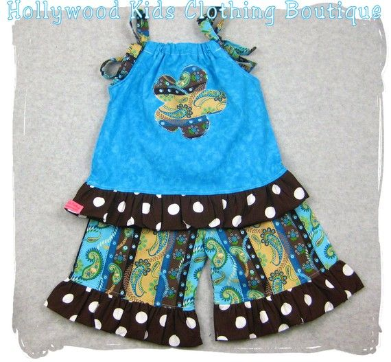 47fbfbbea Custom Children Boutique Unique Handmade Cute Little Newborn Infant Toddler  Baby Girl Clothes Clothing