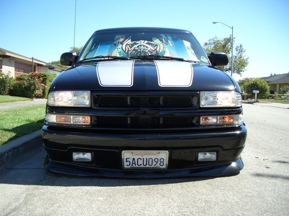 2003 Chevy Blazer Extreme With Images Chevrolet Blazer Chevy