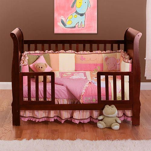 Bsf Baby Madison 4 In 1 Crib Cherry Bsf Baby Babies R Us Toddler Bed Girl Room Bed