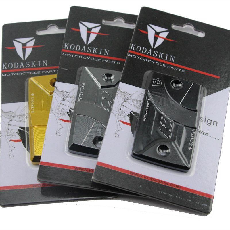 Free Shipping Kodaskin Cnc Brake Fluid Reservoir Cap Cover For Bmw C600s C650gt C650 12 14 Brake Fluid Bmw Interior Accessories