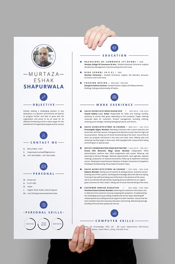 Murtaza Shapurwala Resume On Behance Creative Resume Template Free Creative Cv Cover Letter For Resume