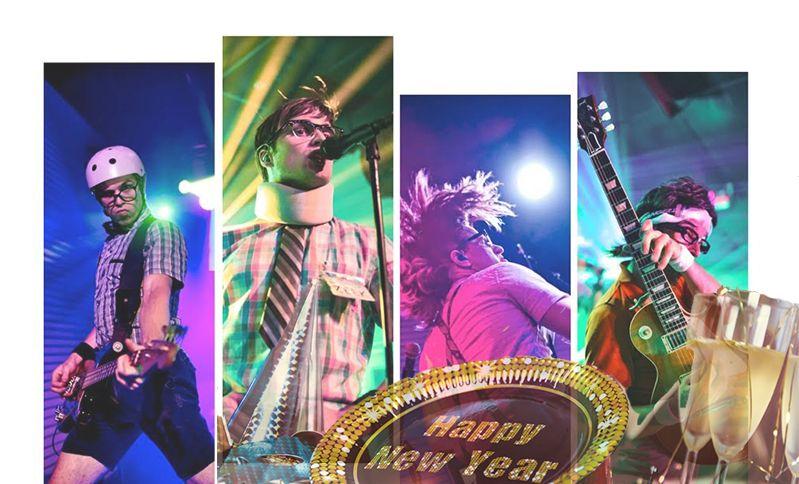 Revenge of the '80s New Year's Eve Celebration New year