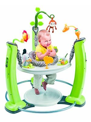 Cool stationary baby jumper with activity tray and toys Photo - Style Of baby bouncer walker New