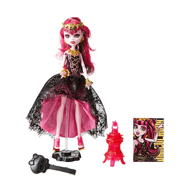 Completely agree Monster high 13 wishes dolls for