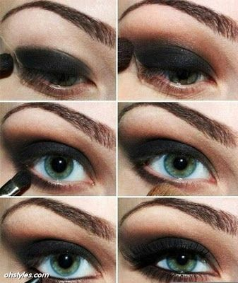 20 amazing eye make-up tutorials for a perfect look | Latest fashion trends, fashion trends, fashion lifestyle, fashion styles
