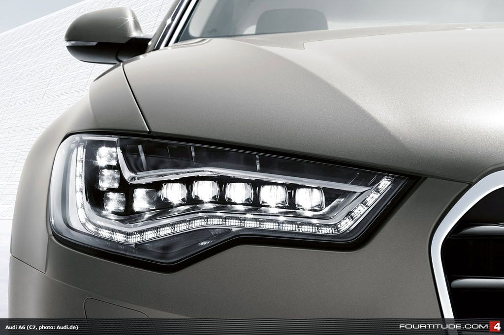 Image result for a6 c7 matrix headlights