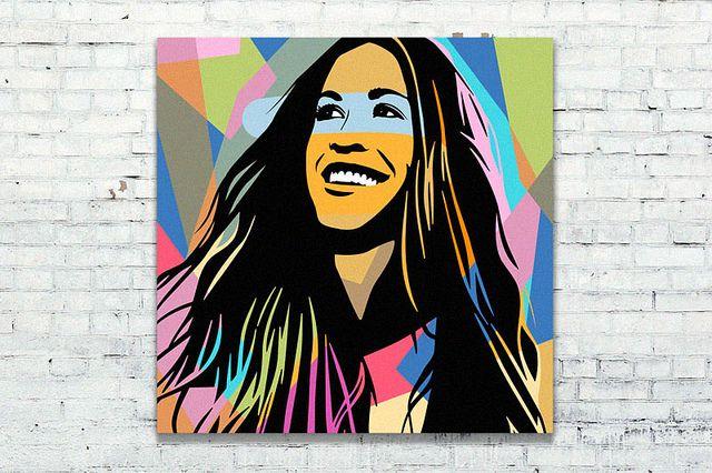 Alanis Morissette - Lobo - #PopArt  - www.lobopopart.com.br