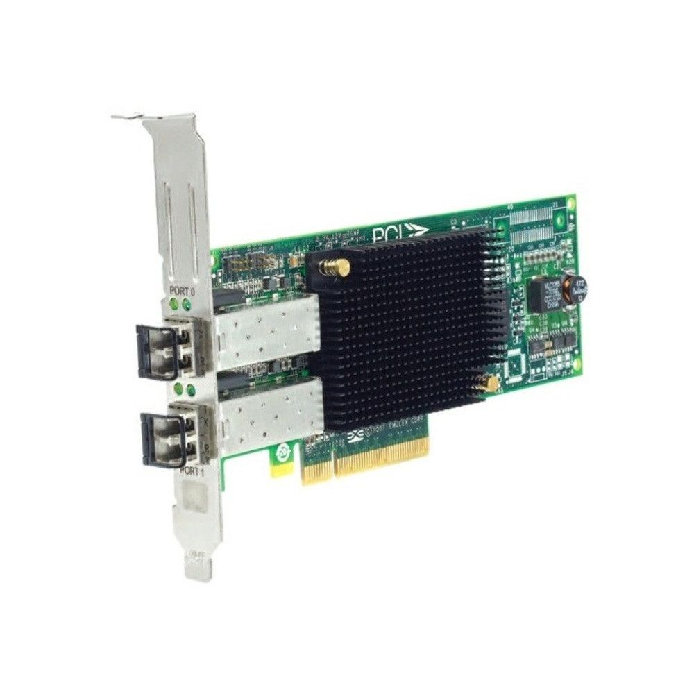 DELL IBM Emulex 8GB Dual Port FC Dell LPE12002-E HBA Fibre Channel PCI-E