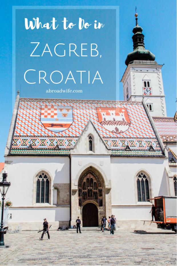 Zagreb Zagreb Road Trip Entertainment Croatia Travel