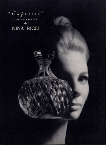 1963 Parfum Nina Ricci Capricciparfum B6myivf7gy D2IWEH9