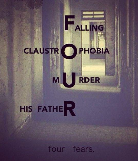 Divergent Four's Fears