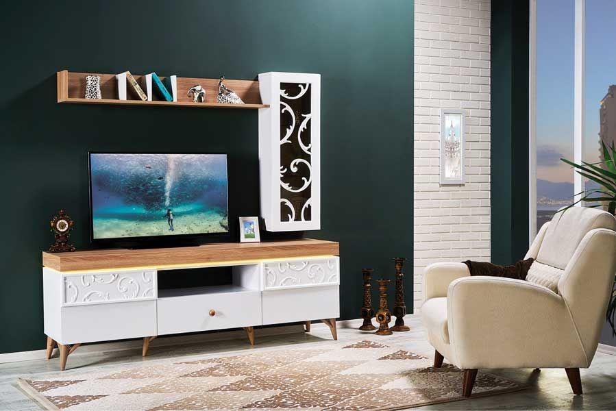 tezel solo tv unitesi ev mobilyalari tasarim evler mobilya