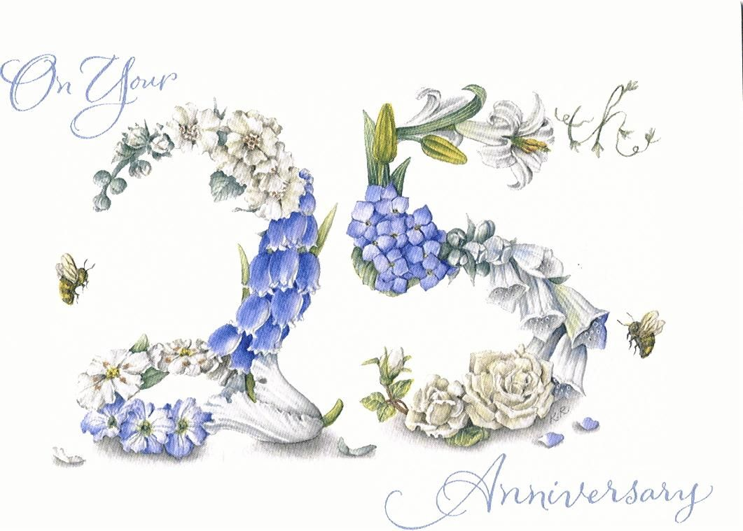 Anniversary 25th Hd Wallpapers For Desktop Wedding Hy Free