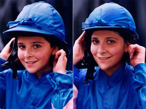 I love these age progression photos. Irina Werning is an amazing photographer!