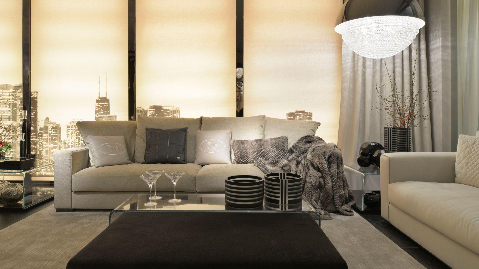 Case di lusso interni, scopri le tendenze, gli stili e le soluzioni per. Fendi Home Design Di Interni Di Lusso Mobili Italiani Soggiorno Di Lusso